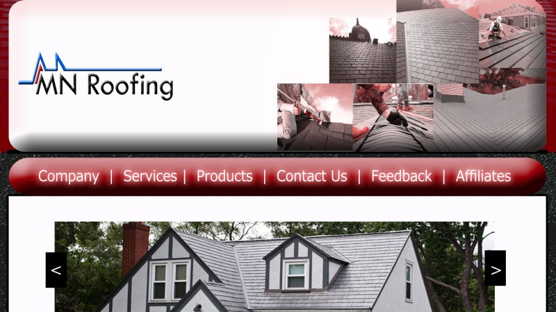 MN Roofing (wordpress)