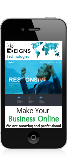 Reigns Technologies Slider